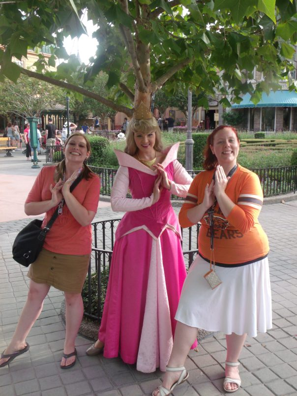 Princess Aurora Sleeping Beauty