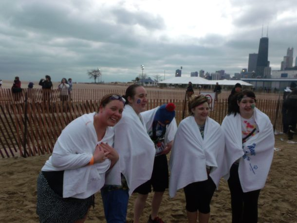 Chicago Polar Plunge