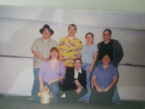 Alpha Phi Omega Burke Family