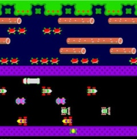 But we're not this stupid. Image: from New York Daily News article in which some guy played Frogger and got hit.