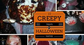 Tasty Tuesday: Gruesome Halloween Snacks