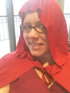 Red Riding Hood at Jury Duty