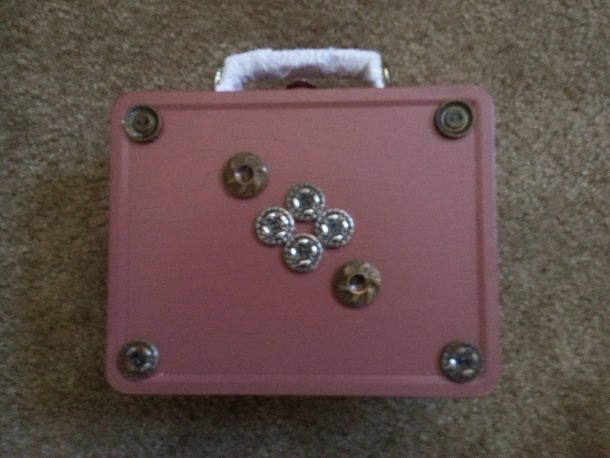 steampunk lunchbox