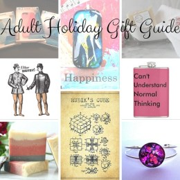 Adult Holiday Gift Guide