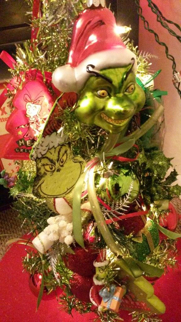Grinch Christmas Tree Decorations