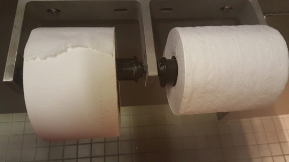 Not all toilet paper is created equally.