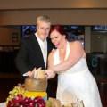 Our Cheesy Wedding