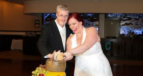 Our Cheesy Wedding