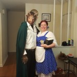 DIY Beauty and the Beast costumes