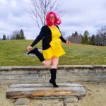 Quirky style: An accidental style maven