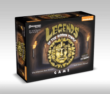 Legends of the Hidden Temple is a super fun party game