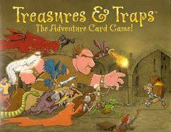 Treasures and Traps The Adventure Card Game