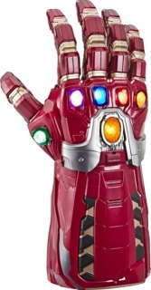 Iron Man electronic infinity gauntlet