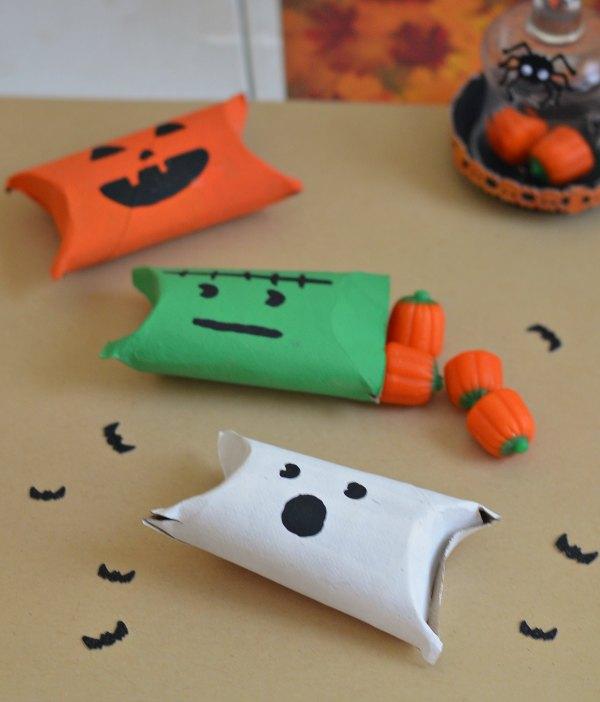 Halloween Candy Holders