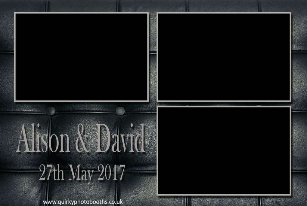 wedding hire design strip
