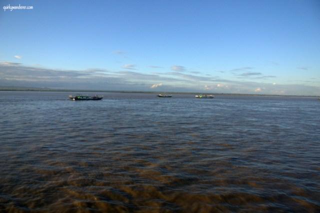 River Irrawaddy