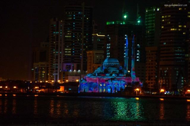 sharjah waterfront