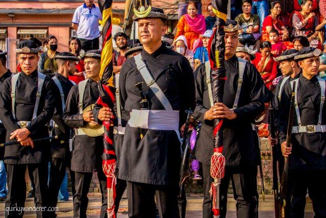 Guards Kathmandu