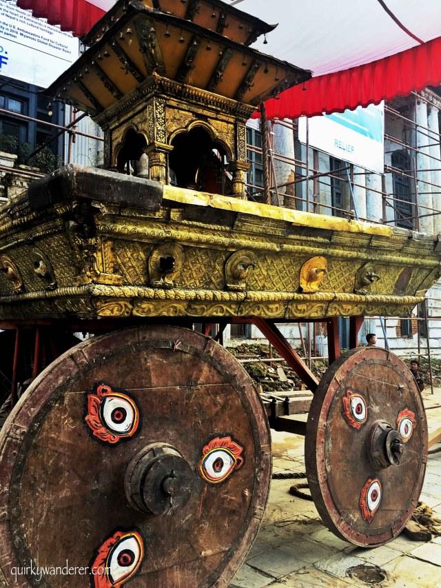 chariot Kumari