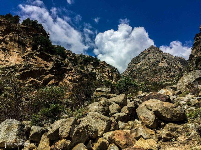 Magic of mountains