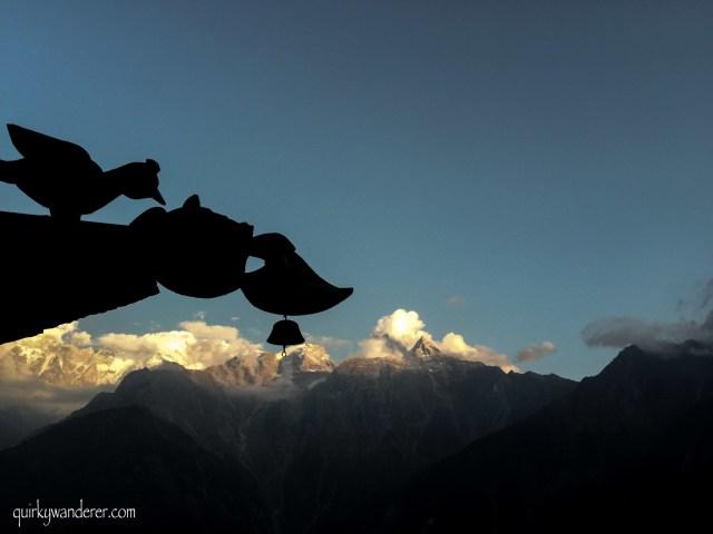 Kalpa Kinner Kailash mountain