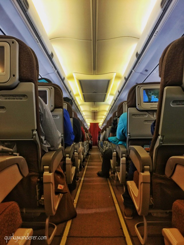 Garuda Indonesia is the official airlines of Indonesia and this is an account of my experiences being on board this 5 star airline.