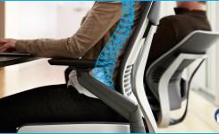Tips para elegir una silla de oficina que no dañe su Columna Vertebral
