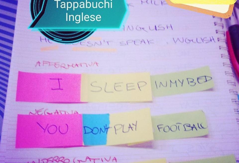 Laboratori Tappabuchi matematica e inglese