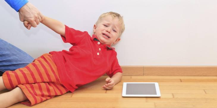 Perchè i bambini fanno i capricci? Cosa possiamo fare noi adulti