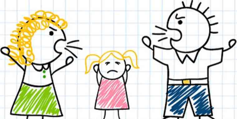 Quali sono i rischi per i figli quando la separazione è problematica – Prima parte