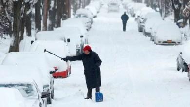 Photo of Intensa nevada cubre zonas de Pensilvania