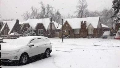 Photo of Tormenta de nieve en la región de Pensilvania