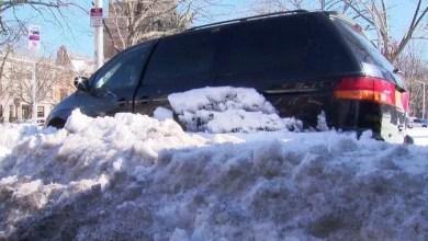 Photo of Increíble pero cierto: anciana de Nueva Jersey duró 4 días sepultada bajo la nieve