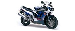 Suzuki GSX-R 1100W 94 95 96