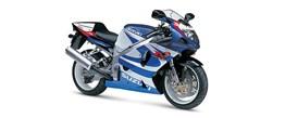 Suzuki gsx-r 750 K1 K2 K3