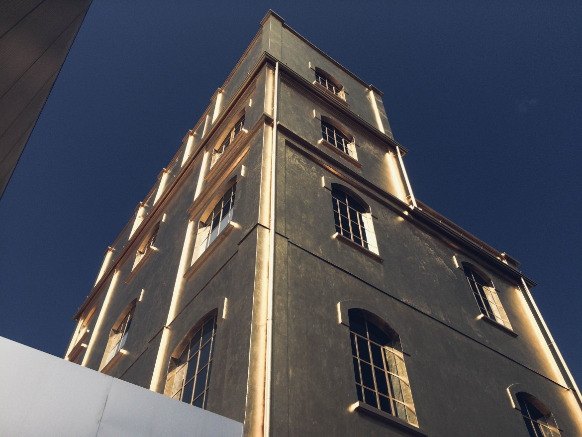 Fondazione Prada Milano, Italy by Bulgarian lifestyle, fashion and travel blogger Quite a Looker   www.quitealooker.com