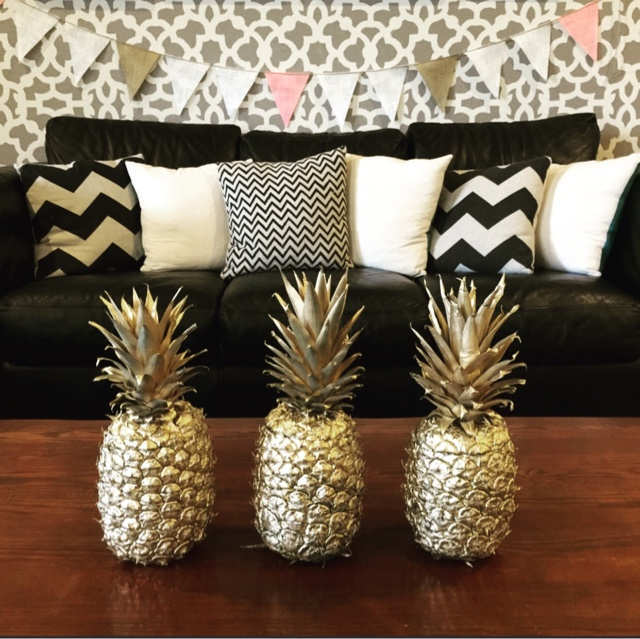 Pineapple Decorations Home