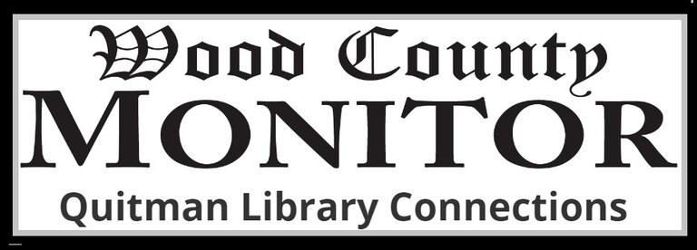 Quitman Public Library — QUITMAN PUBLIC LIBRARY QUITMAN, TEXAS