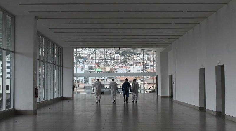 Centro de Atención Temporal Quito Solidario