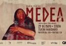 Medea 2020, danza-teatro este 29 de mayo