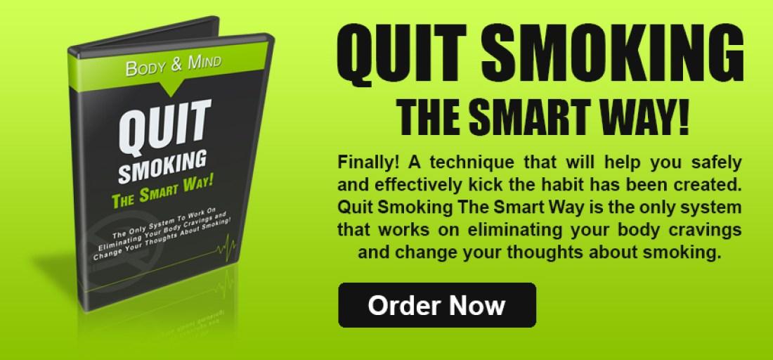 Quit Smoking The Smart Way Slide Image