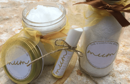 Oily Gifts for Mum – the DIY version