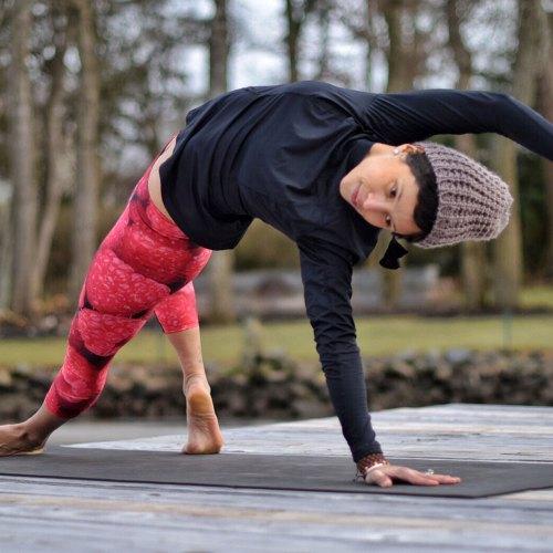 yoga web design - Quiver Creative - Monmouth County, NJ