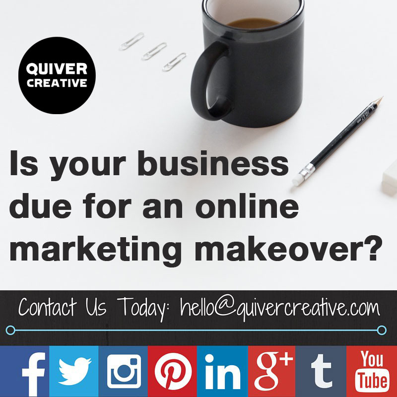 Quiver Creative - Online Marketing Makeover