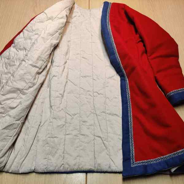 Saxon warcoat