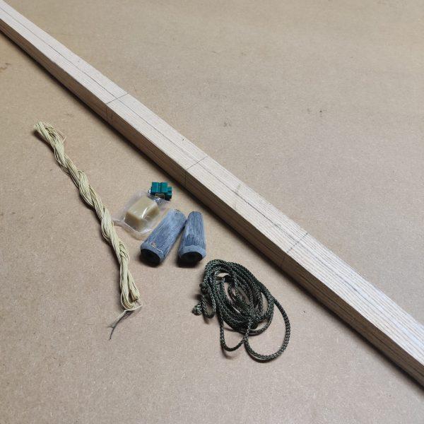 DIY longbow kit