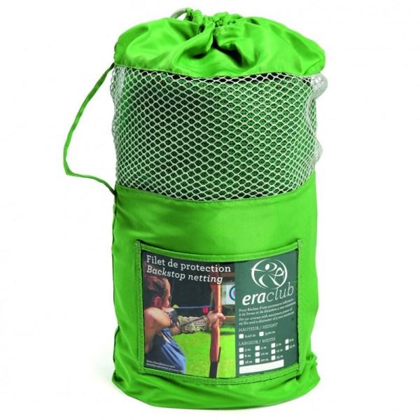backstop net in bag