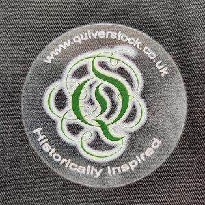Brand sticker
