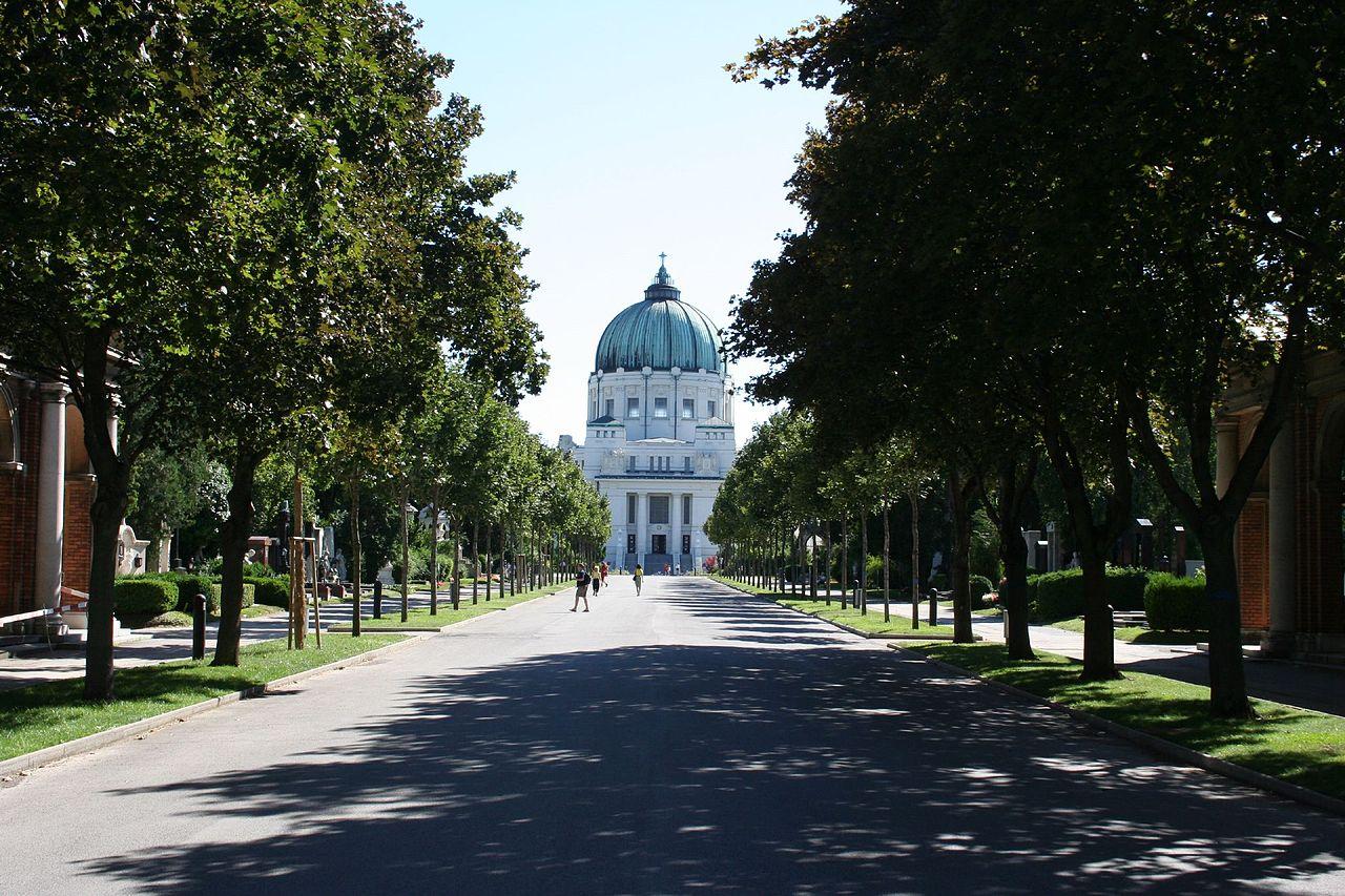 Il cimitero centrale di vienna storia informazioni e for 1 1 2 casa di storia