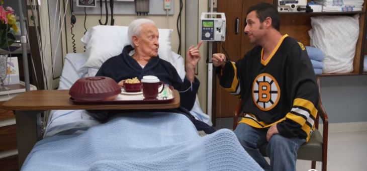Night of Too Many Stars – Adam Sandler and Bob Barker